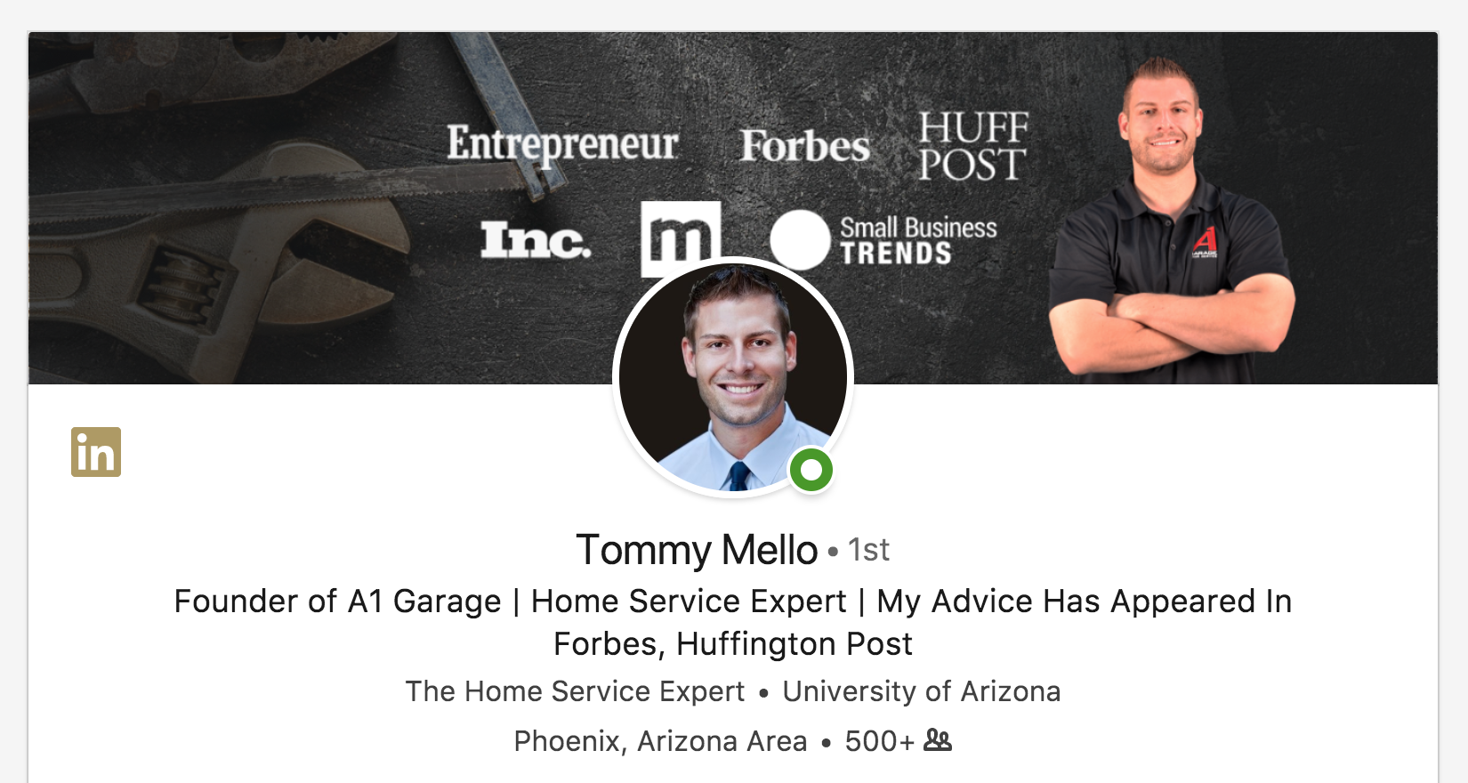 ttommy_mello linkedin profile
